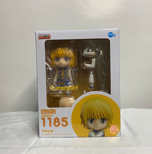 Nendoroid 1185 HUNTER x HUNTER - Kurapika front of the box