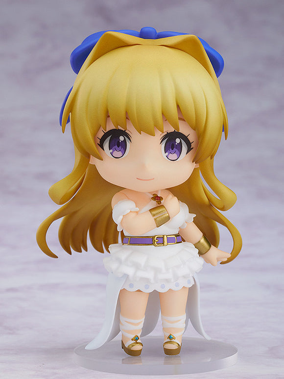 Nendoroid 1353 Cautious Hero: The Hero Is Overpowered But Overly Cautious - Ristarte main pose