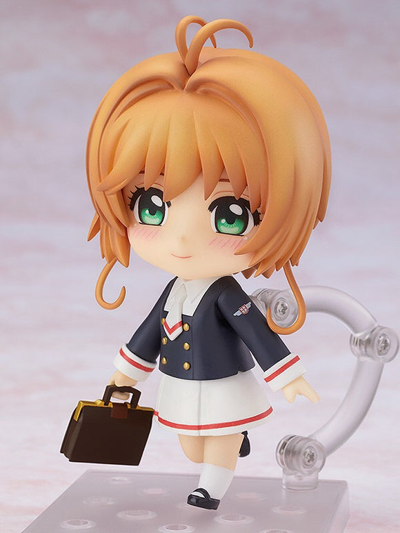 Nendoroid 918 Cardcaptor Sakura: Clear Card - Sakura Kinomoto: Tomoeda Junior High Uniform Ver.