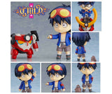 Nendoroid 986 Gurren Lagann - Simon collage