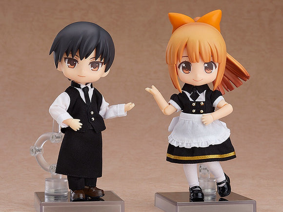Nendoroid Doll: Outfit Set (Cafe - Boy)