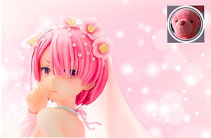 "Scale Figure 1/7  Re:ZERO -Starting Life in Another World- Ram ""wedding"" Ver."