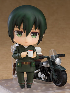 GSC Shop Exclusive Nendoroid 890 Kino's Journey - Kino & Hermes