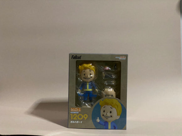 Nendoroid 1209 Fallout - Vault Boy front of the box