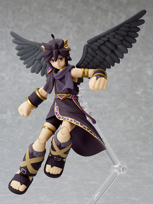 Figma 176 Kid Icarus: Uprising - Dark Pit main pose