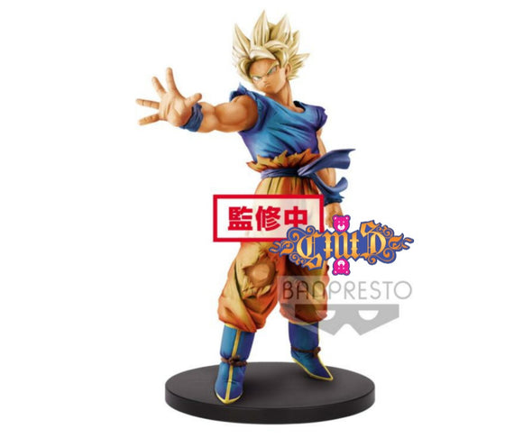 Banpresto Blood of Saiyans Son Goku