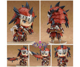 Nendoroid 993 Monster Hunter World - Hunter Female Rathalos Armor Edition (Regular) collage