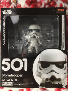 Nendoroid 501 Star Wars Episode 4: A New Hope - Stormtrooper