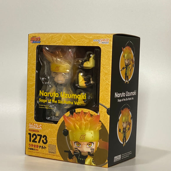 Nendoroid 1273 Naruto Shippuden - Naruto Uzumaki: Sage of the Six Paths Ver.