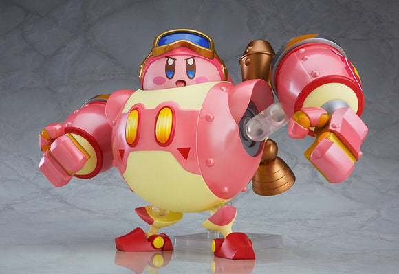 Nendoroid More : Robobot Amor and Kirby