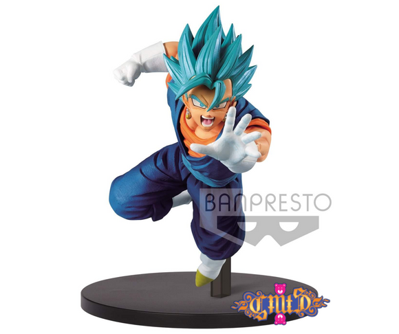 Banpresto - Dragon Ball Super Chosenshiretsuden vol 5 - SSJ God Vegito  (B) main pose