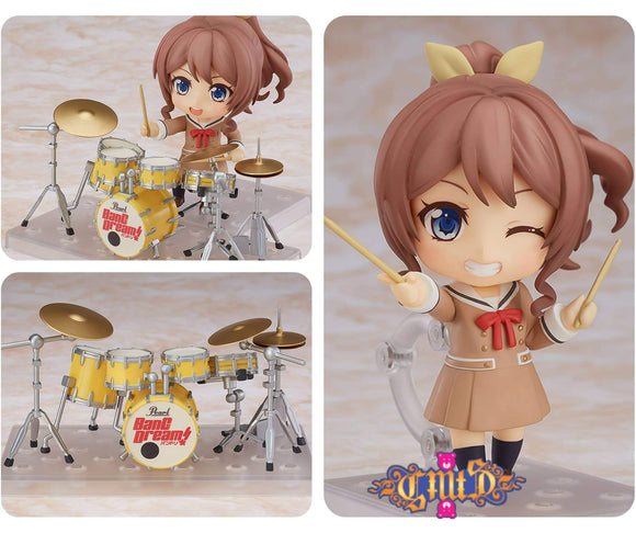 Nendoroid 787 BanG Dream! - Saya Yamabuki collage