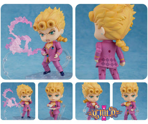 Nendoroid 1155 JoJo's Bizarre Adventure: Golden Wind - Giorno Giovanna collage