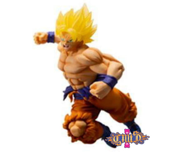 Banpresto -  Ichiban Kuji Dragon Ball - SSJ Goku 93 main pose