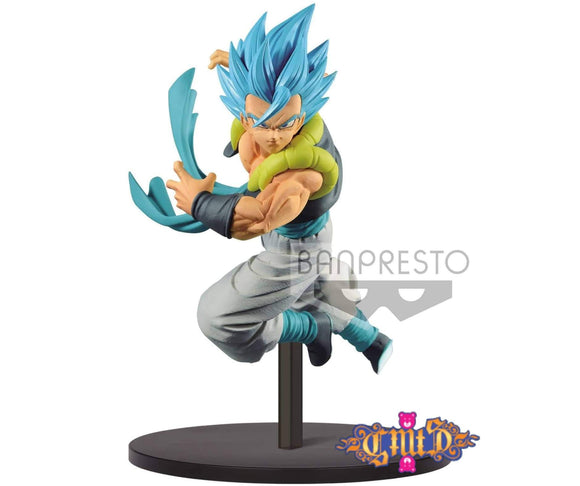 Banpresto - Dragon Ball Super Chosenshiretsuden vol 5 - SSJ God Gogeta  (A) main pose