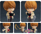Nendoroid 1160 DEATH NOTE - Light Yagami 2.0 collage