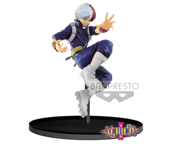 Banpresto - Figure Colosseum Vol 3 - Todoroki (A)