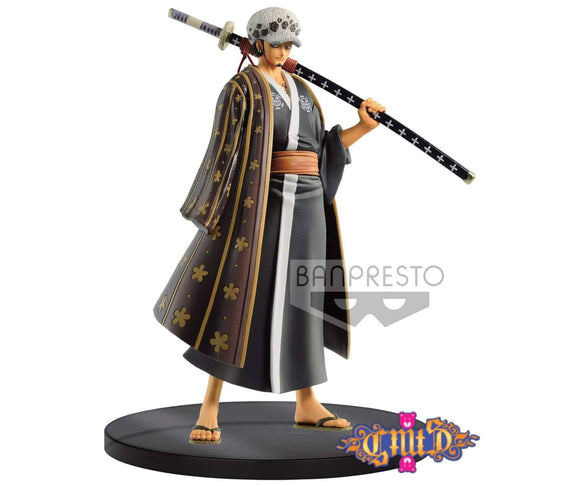 Banpresto - DFX  Grandline Men - Wanokuni vol 3 main pose