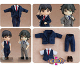 Nendoroid Doll: Outfit Set (Suit - Navy) collage
