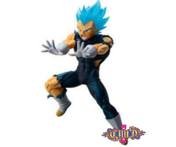 Banpresto -  Ichiban Kuji Dragon Ball - SSJ God Blue Vegeta main pose