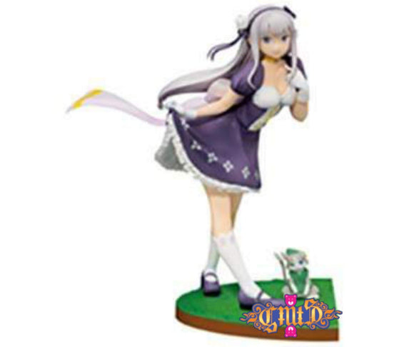 Banpresto -  Ichiban Kuji Re: Zero - Emilia Snow White Life ver main pose