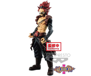Banpresto - My Hero Academia Age of Heroes - Red Riot main pose