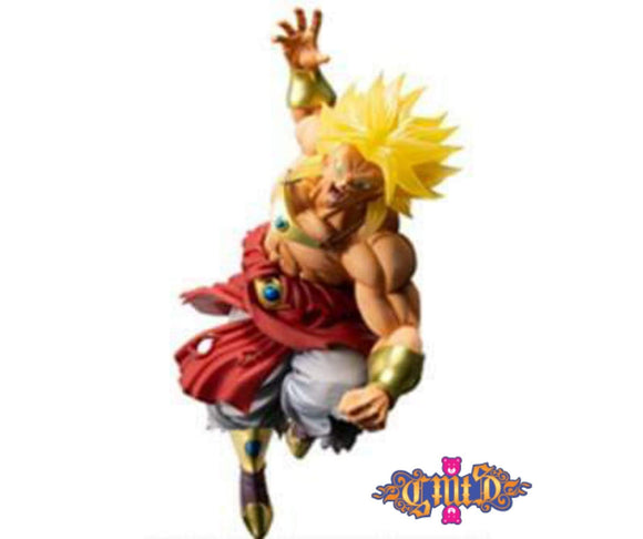 Banpresto -  Ichiban Kuji Dragon Ball - SSJ Broly 94 main pose