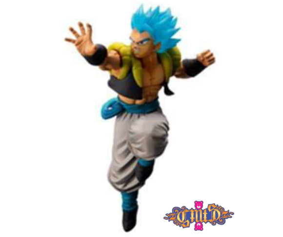 Banpresto -  Ichiban Kuji Dragon Ball - SSJ God Blue Gogeta main pose