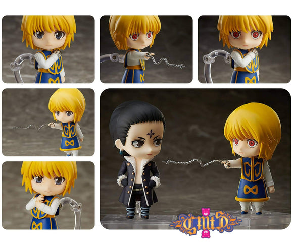 Nendoroid 1185 HUNTER x HUNTER - Kurapika collage