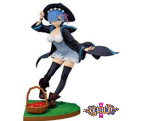 Banpresto -  Ichiban Kuji Re: Zero - Rem Snow White Life ver main pose