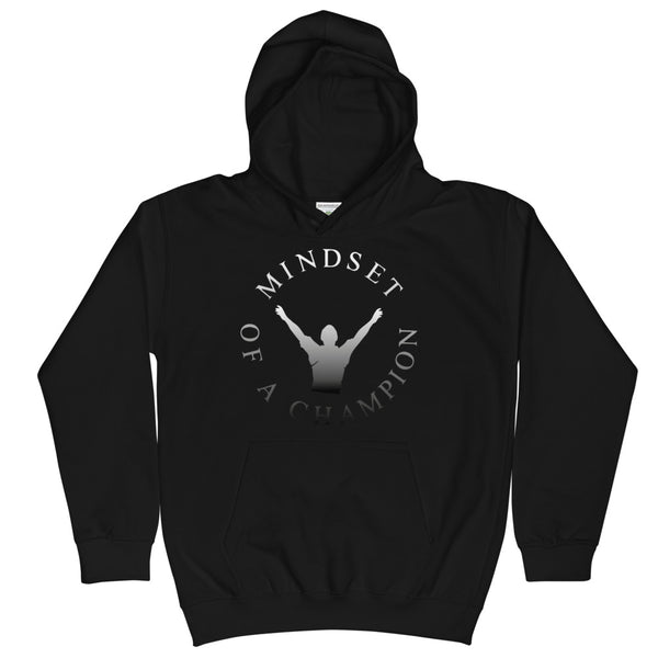 ChasDre Mindset of a Champion Kids Hoodie