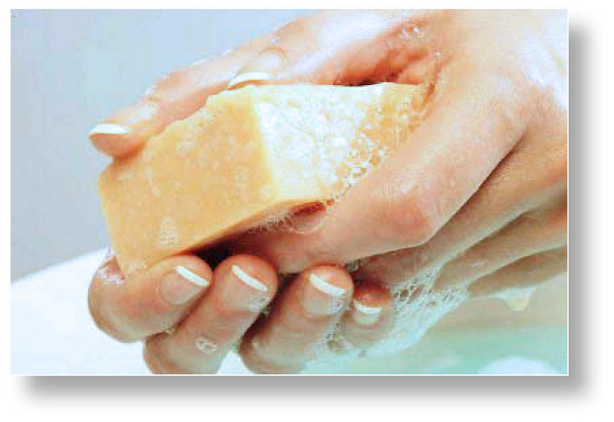 Why Use Bar Soap?