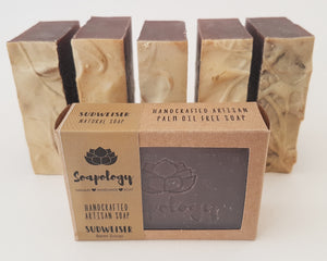 Sudweiser beer soap