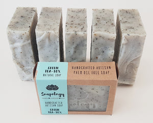 Green Tea Tox soap