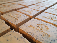 Lemon Poppy Handcrafted Artisan Soap Bar