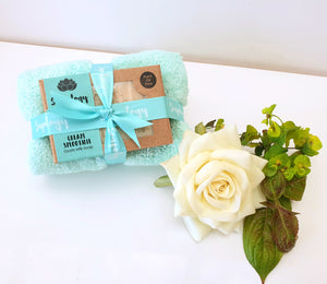 Soap & Bamboo Face Cloth Combo
