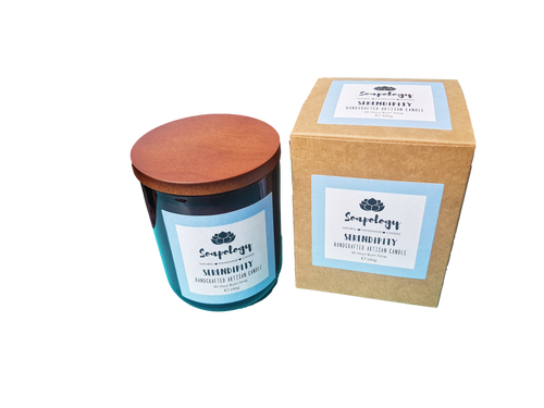 Serendipity Soy Wax Candle