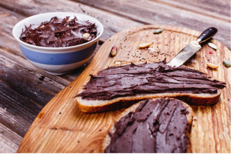 Black Bean Chocolate Spread
