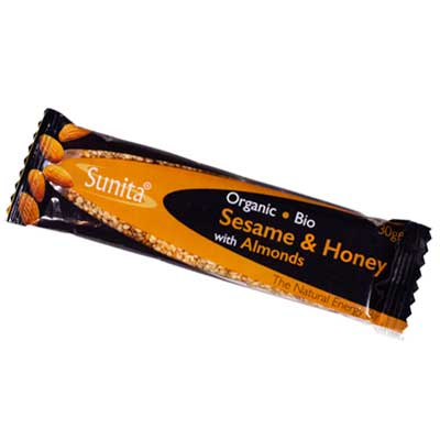 SUNITA SESAM HONEY BAR 30G