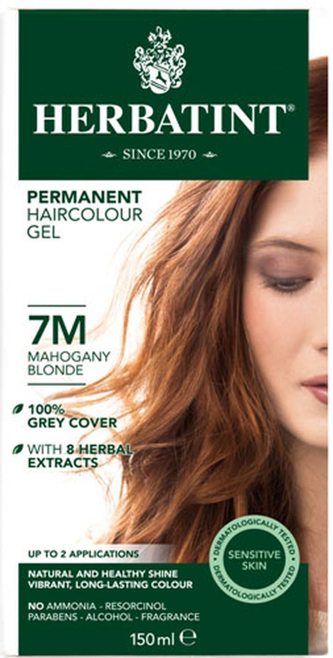 Herbatint 7M Mahogany Blonde 150ml