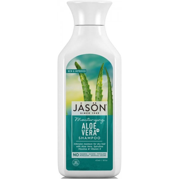 JASON ALOEVERA MOIST. SHAMPOO 473ML