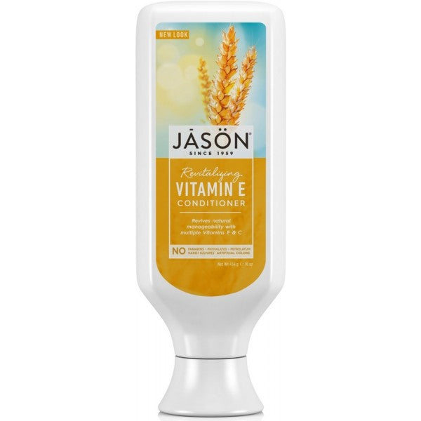 JASON Revitalizing Vitamin E Conditioner 454G
