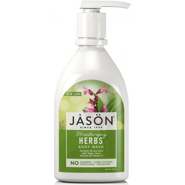 JASON BODY WASH HERBS 887ml