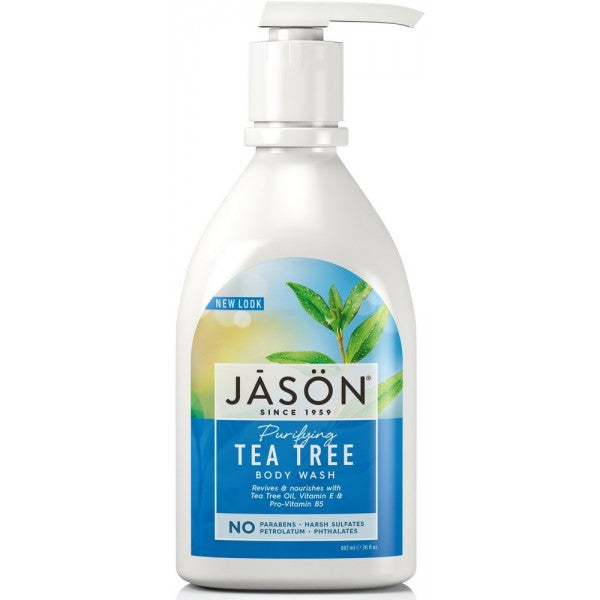 JASON BODY WASH TEATREE 887ml