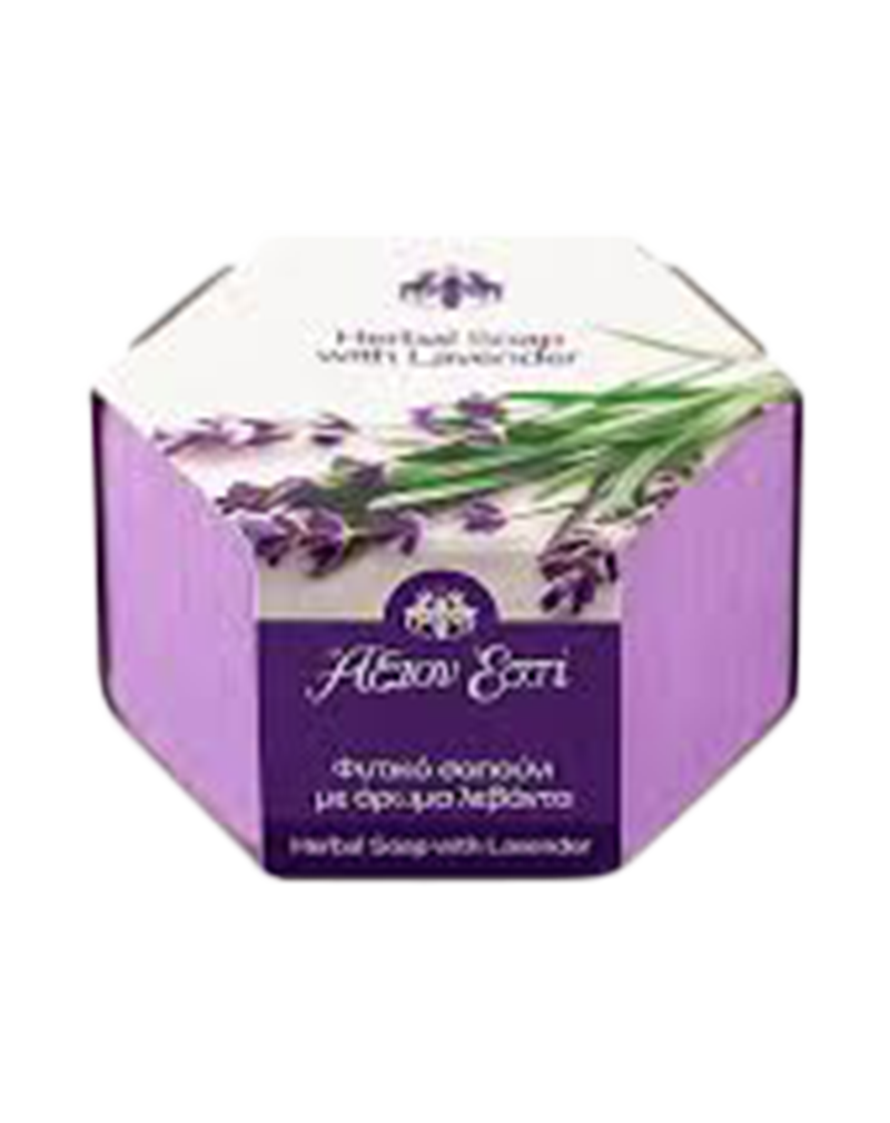 Axion Esti  Herbal Soap with Lavender (100g)