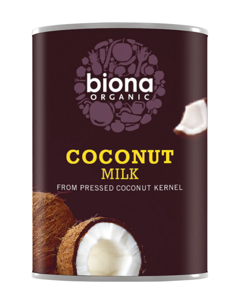 Biona Organic Coconut Milk  (400ml)