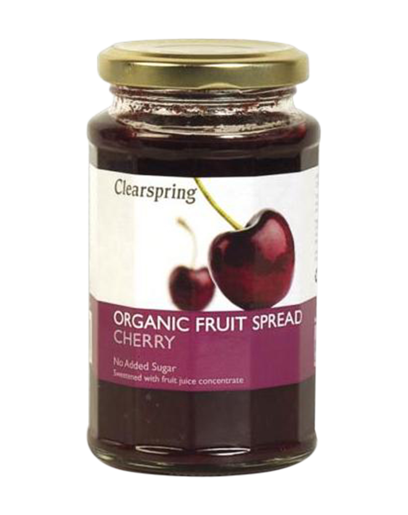 Clearspring Organic Cherry Fruit Spread  (290g)
