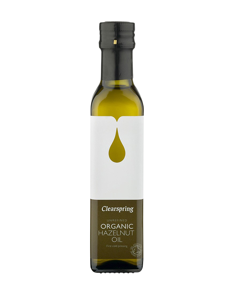 Clearspring Organic Hazelnut Oil (250ml)