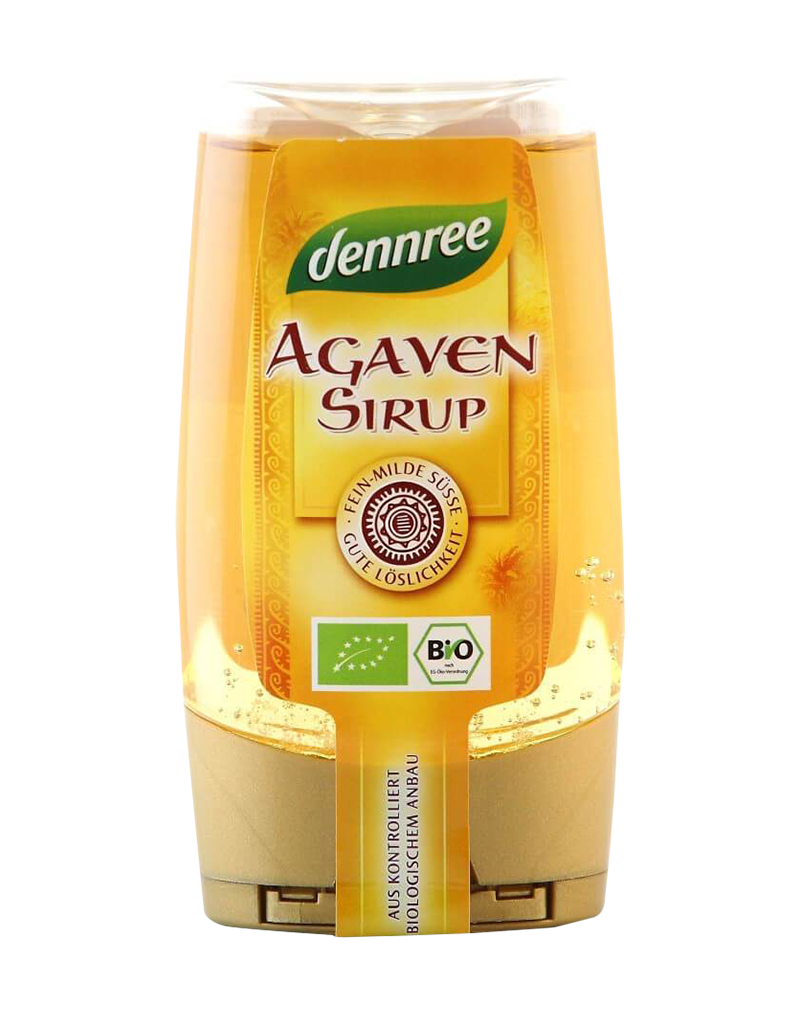 Dennree Organic Agave  Syrup  (250ml)