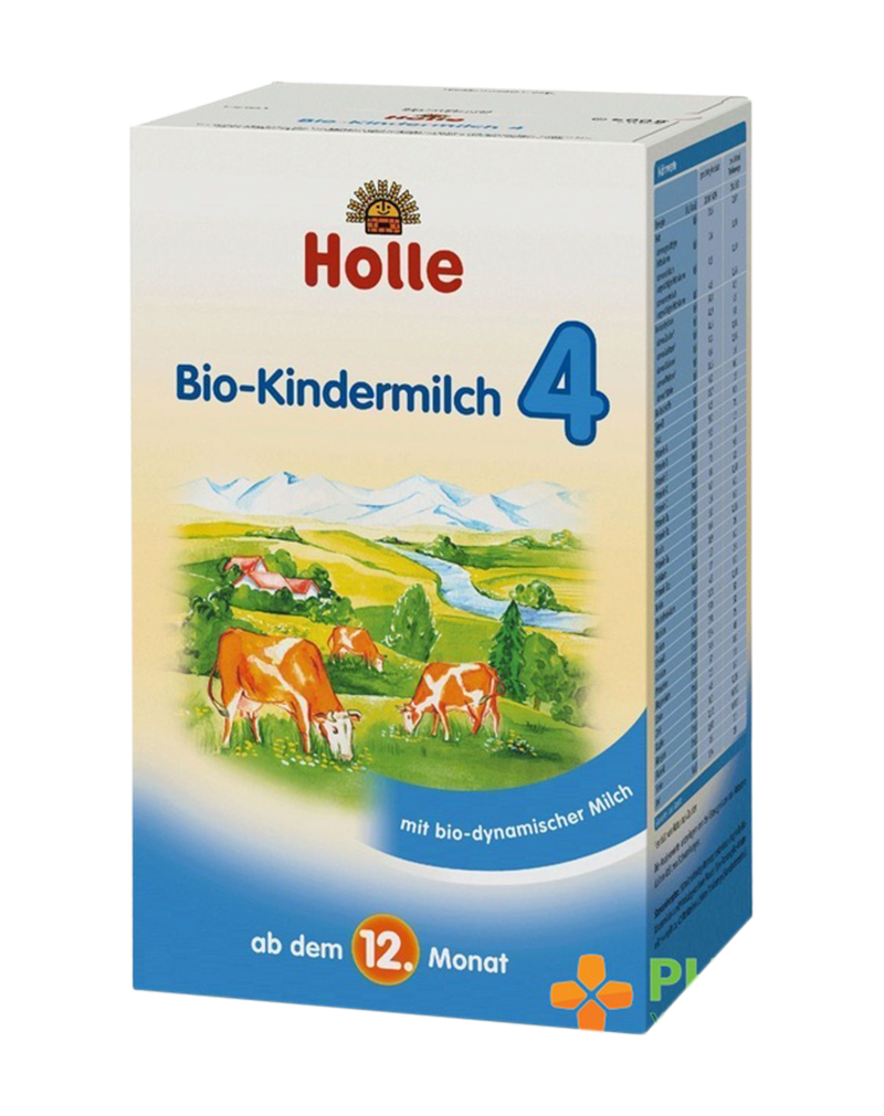 Holle Organic Growing Up Milk 12+ Months (600g)